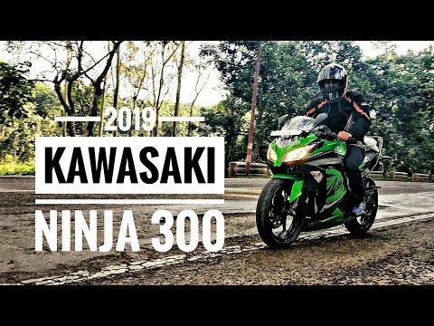 Reasons to Buy 2019 KAWASAKI NINJA 300   Test Ride Review