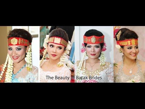 Traditional Batak Bridal Make Up by Nina Arimurti