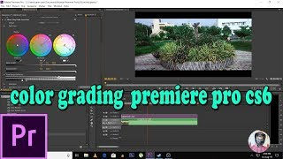 how i colorgrade a video - Tips | cinematic | Premiere pro cs6 | Tech nick - TAmil