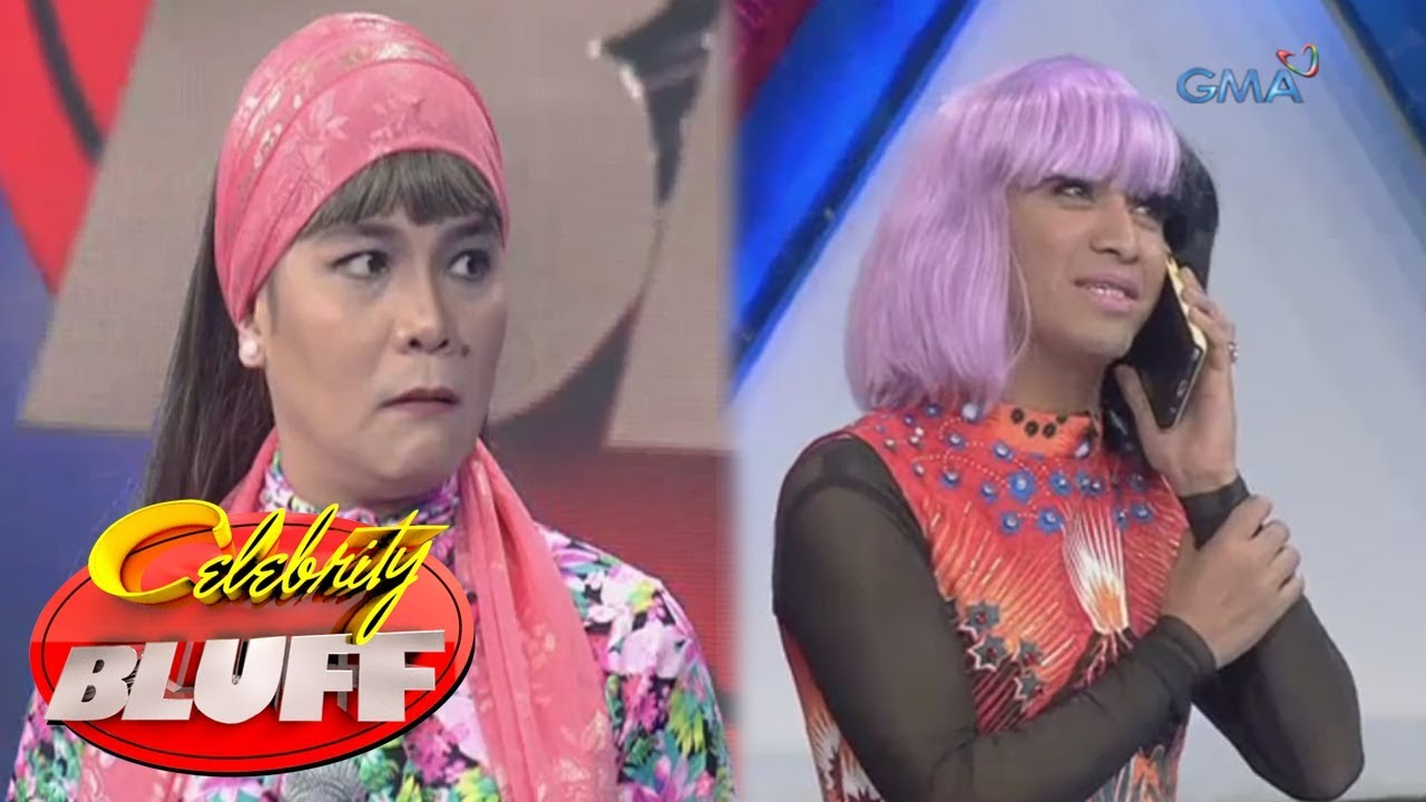 'Celebrity Bluff' Outtakes: Boobay, tinawagan si Vicky Morales!