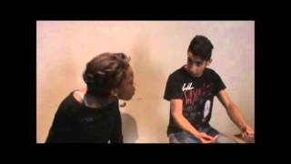 BLACK - Making of - Part III - Casting video Mavela + Marwan