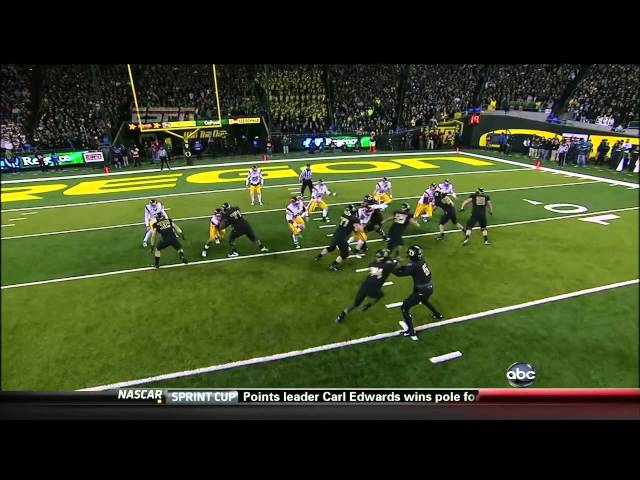 """The Fish Report: Oregon's New """"Sweep Read"""""""