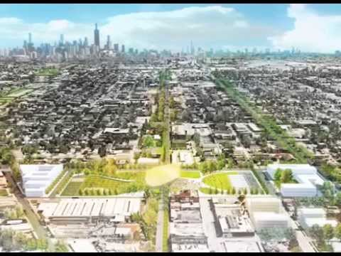 Obama Presidential Library proposal