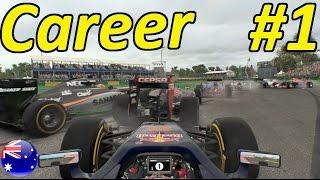 download lagu F1 2015 Career Mode Part 1: Australian Gp Melbourne gratis