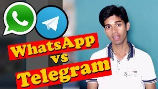 WhatsApp vs Telegram Difference | Which one is best for you