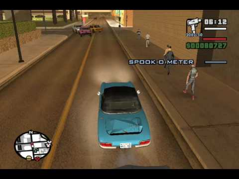 "GTA: San Andreas: Walkthrough/Mission #75 - "" Key To Her Heart"""