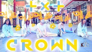 [KPOP IN PUBLIC 4K] TXT - CROWN DANCE COVER | ONE TAKE | THE KULT