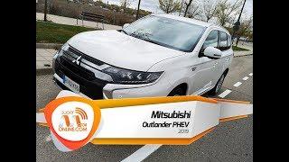 Mitsubishi Outlander PHEV 2019 / Al volante / Prueba dinámica / Review / Supermotoronline.com
