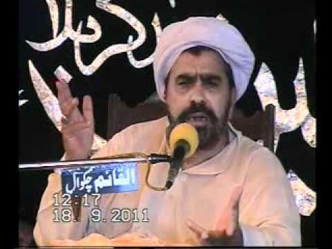 Hafiz Rahim Baksh Chotii (Jalsa Talagang 17 18 Sep 2011)