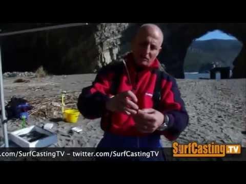 Peschiamo a surf casting su una spiaggia speciale – SurfCasting TV