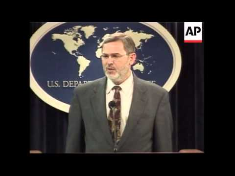 State Department presser on North Korea and LatAm issues