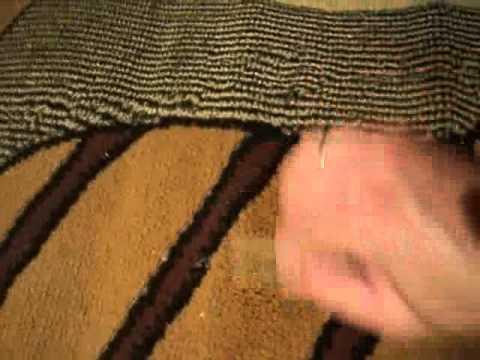 Видео как снять парафин