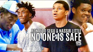 "Ronaldo Segu & Nassir Little: Episode 7 ""First Team"" No One Is Safe"