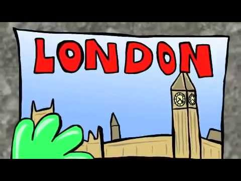 FREE CHILDREN'S BOOK!!! - Tristan the Travel Bug Visits London