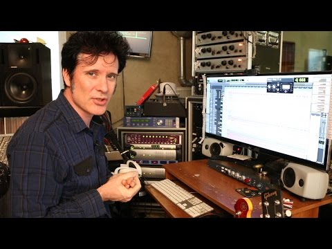 Drum Mixing Tricks - Warren Huart: Produce Like A Pro