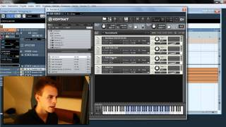 Keyswitch Patches in Kontakt Player 4