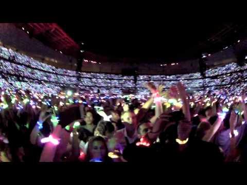 Coldplay - Mylo Xyloto Tour - Stade de France (2 Septembre 2012)