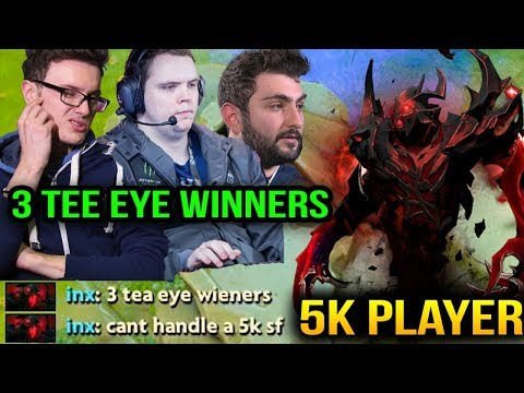 Miracle- GH Bulldog - 3 TEA EYE Winners VS 5k SF - Dota 2 7.07c