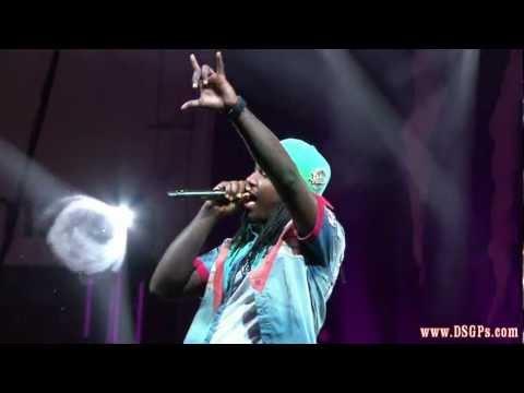 Mykko Montana Performing do It Live At Atl Dub Car Show 2012 video