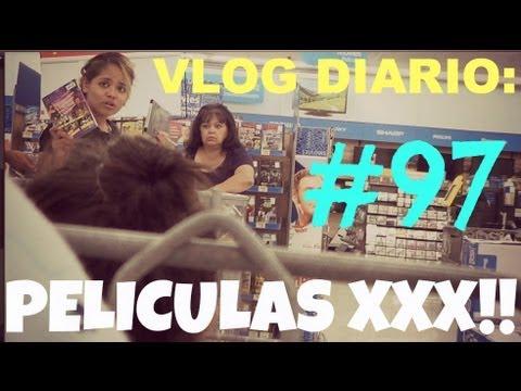 """BROMAS EN WALMART """"PELICULAS XXX""""!!! VLOG DIARIO #97"""