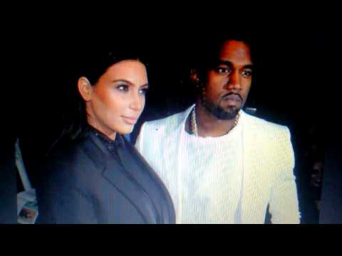 *NEW* KANYE WEST PICKS BABY NAME! (DETAILS)