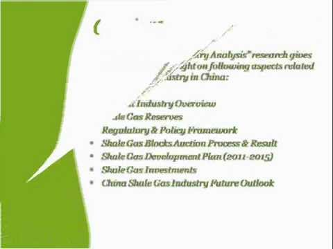 Bharat Book Presents: China Shale Gas Industry Analysis