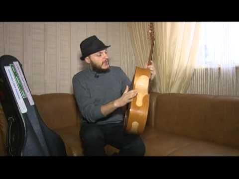 Известный итальянский гитарист выступил в Перми
