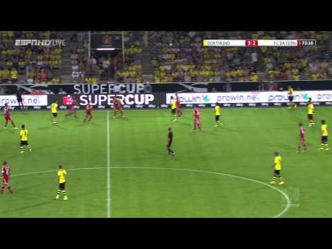 Borussia Dortmund vs Bayern Munich (4-2) 2nd Half