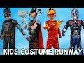 Kids COSTUME RUNWAY Show New Disney Superheroes Ben 10 Paw Patrol Ckn Toys