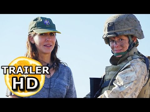 MEGAN LEAVEY (2017) Kate Mara - Edie Falco - WAR DRAMA Movie HD streaming vf
