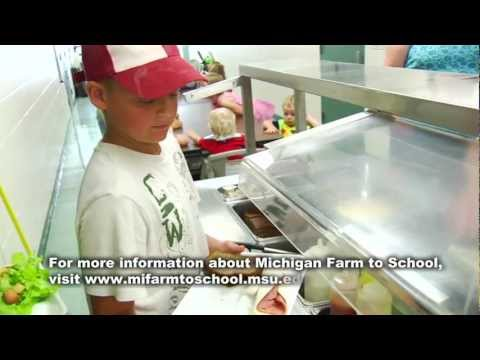 Michigan Farm to School - Summer Food Service