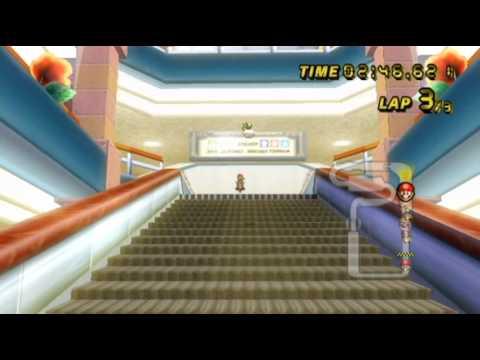 Mario Kart Wii - - Online Races 107: Pizza Clash
