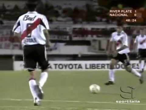 Javier Mascherano en River Plate