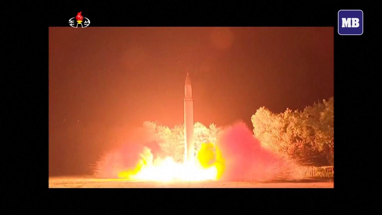 N. Korea leader says 'all US' within range after missile test