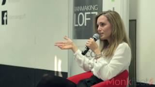 Investors On Stage | Alessandra Sollberger of Mosaic Ventures