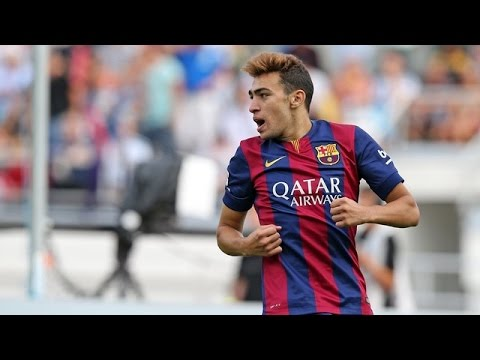 Munir El Haddadi ● Pre Season 2014-2015 ● Goals & Skills ||HD||