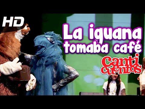Musicreando Presenta Canticuentos La Iguana y El Peresozo Capitulo 9