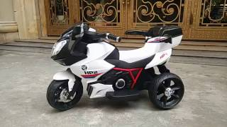 Xe máy điện trẻ em dáng thể thao FB-6187