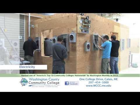 "Washington County Community College: ""Create Success"""