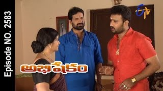 Abhishekam | 28th April 2017 | Full Episode No 2583| ETV Telugu