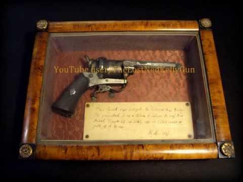 Sensational Find Australian Bushranger Ned Kelly Gun