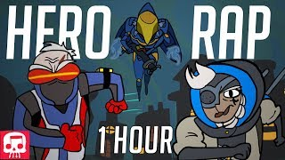 "Overwatch Hero Rap (1 HOUR) by JT Music - ""One of a Kind"""