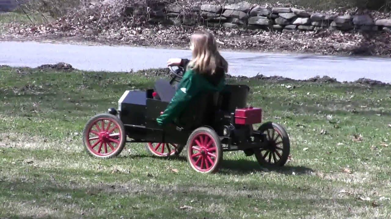 Mini Mini Model T Parade Car