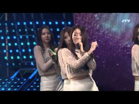 140201 Nine Muses - Glue & Dolls  Jtv Achieve The Desired Concert [1080p] video