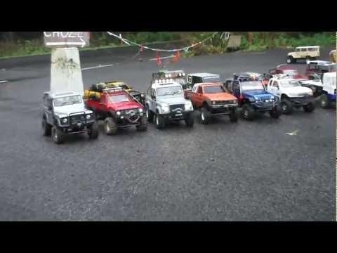 Expedice Ještěd 8.10.2011