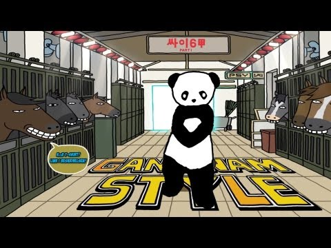 [Danish] GamerDanes - Panda Style (Gangnam Style Parodi) Official