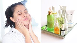 My Morning SKIN CARE Routine | NATURAL , ORGANIC & CRUELTY FREE! | 2018