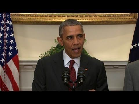 Obama: 'No specific, credible' threat to U.S.