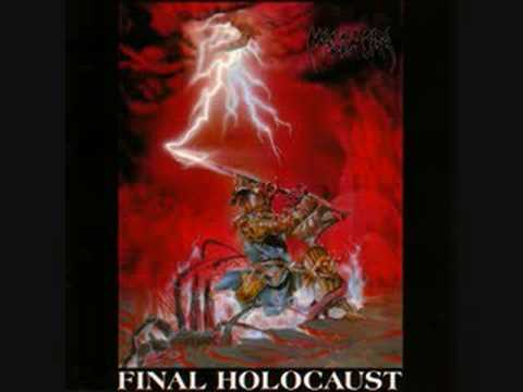 Massacra - Apocalyptic Warriors