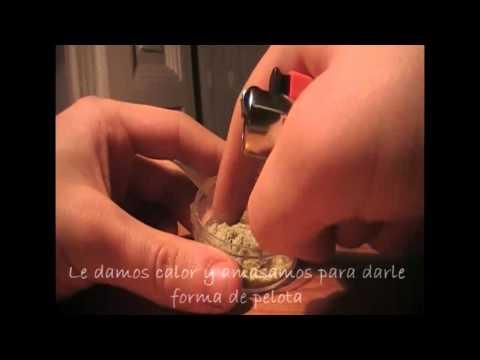 Cómo hacer buen polen de Marihuana con tu grinder \|/